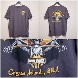 "Harley Davidson ""Ride The Plank"" Shirt"